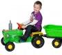 Traktor na pedały